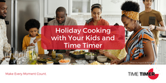Holiday Cooking with Your Kids and Time Timer