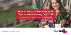 How to Support Students with Diverse Needs During COVID-19 according to an Education Scholar
