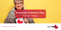 National Inventors Day with Jan Rogers