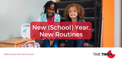 New (School) Year, New Routines