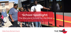 School Spotlight: The Maryland School for the Blind
