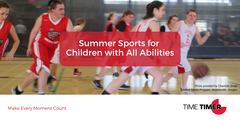 Summer Sports for Children with All Abilities