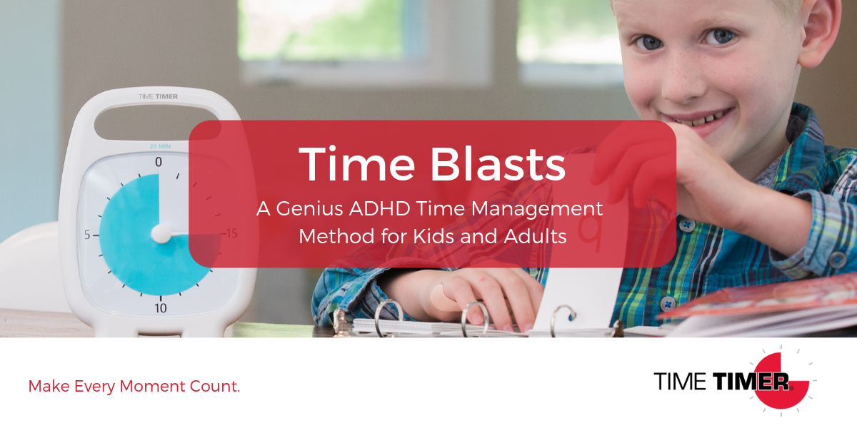 Time Timer | A Genius ADHD Time Management Method