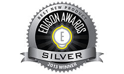 Best New Product Edison Award, 2013 Silver Winner