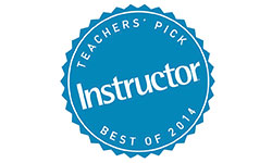 Instructor Magazine Teacher's Pick Award Best of 2014