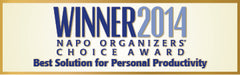 NAPO Organizer's Choice Award