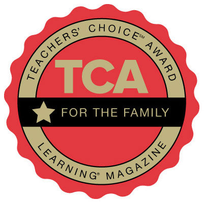 Teacher's Choice Award for the Family