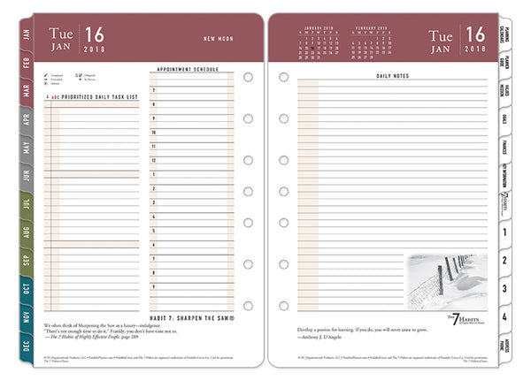 these 5 planners work for work try them in the new year time timer