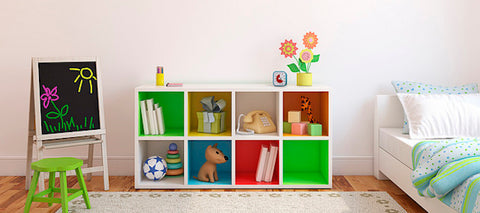 It's Time to Organize! These Five Steps will Jumpstart your Home Organization