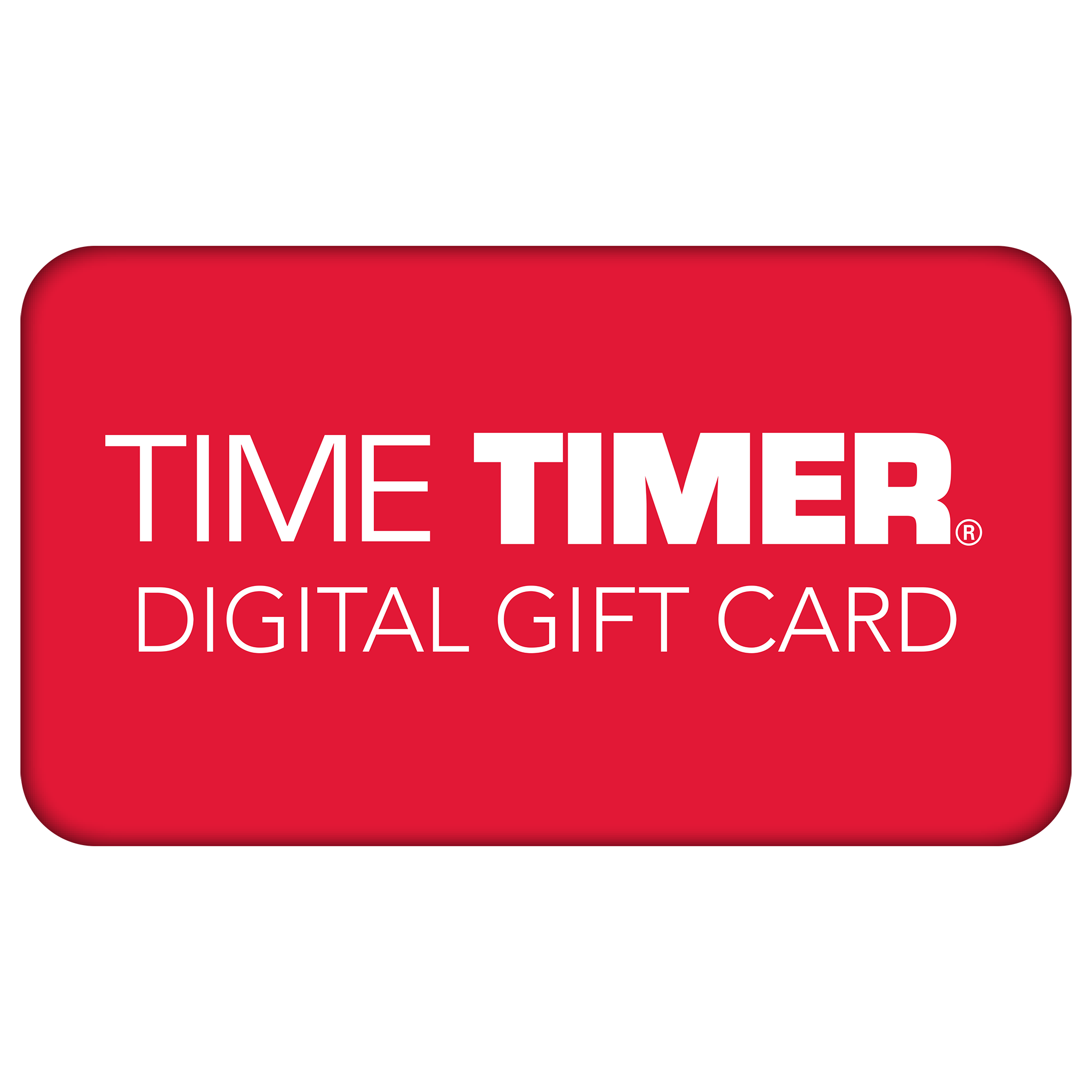 Time Timer® Gift Card