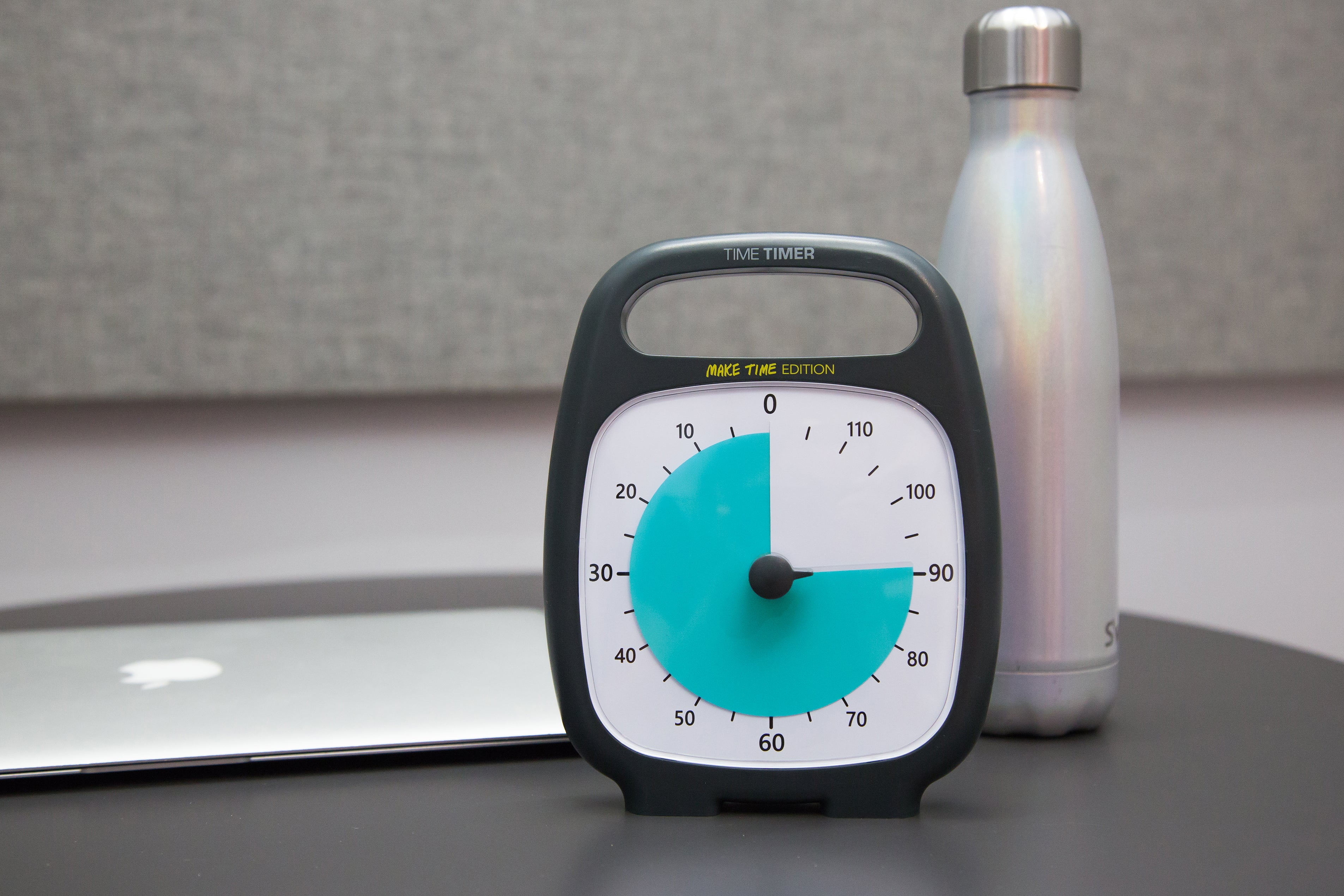 Time Timer Make time edition is great for office use.