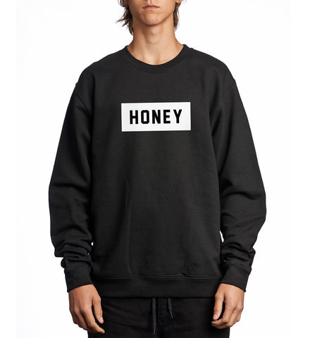 Box Logo Crew Fleece