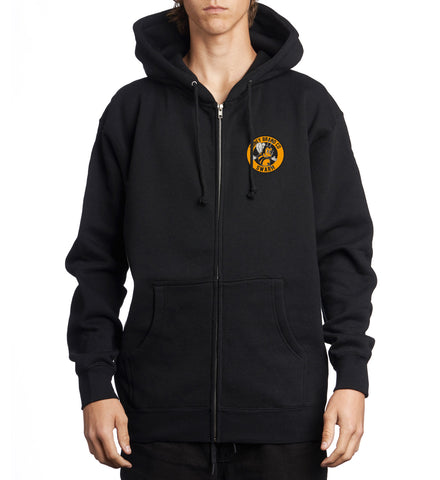 MITCH ZIP UP HOODIE