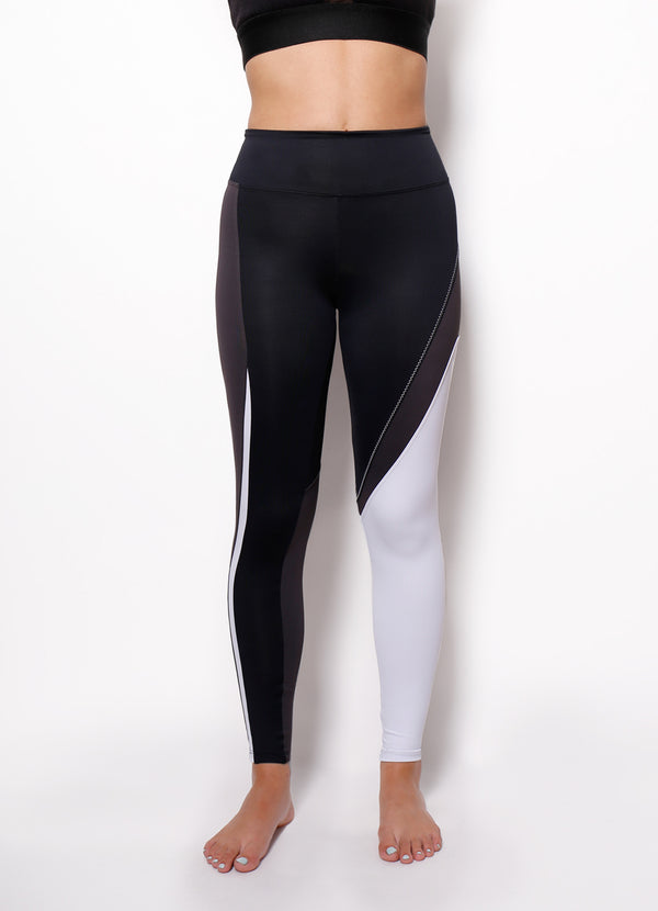 Collateral Damage Leggings - Ragged Row
