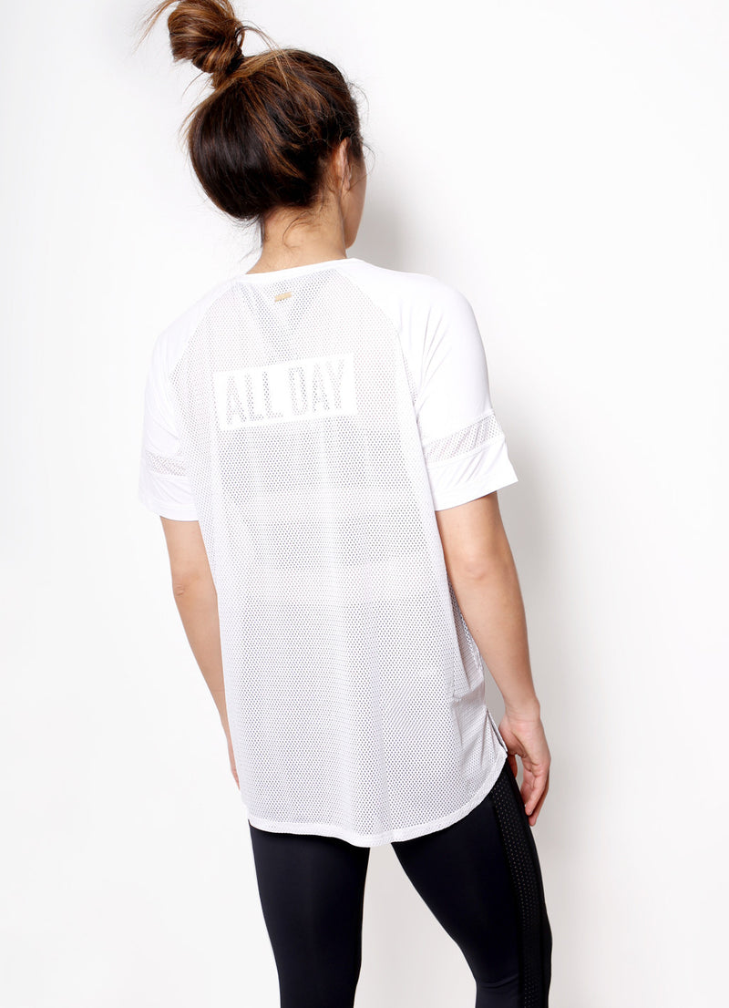 All Day Mesh Jersey - Ragged Row