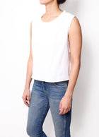 Ruffle Tank - Ragged Row