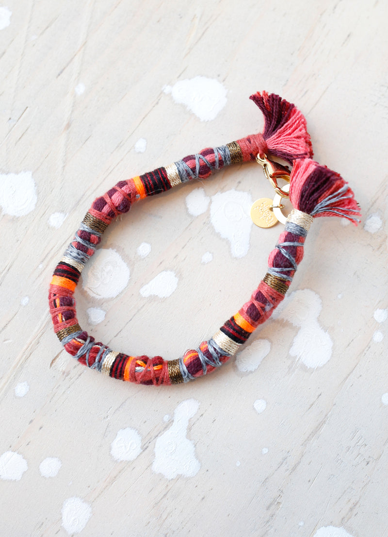 Luca Bracelet - Ragged Row