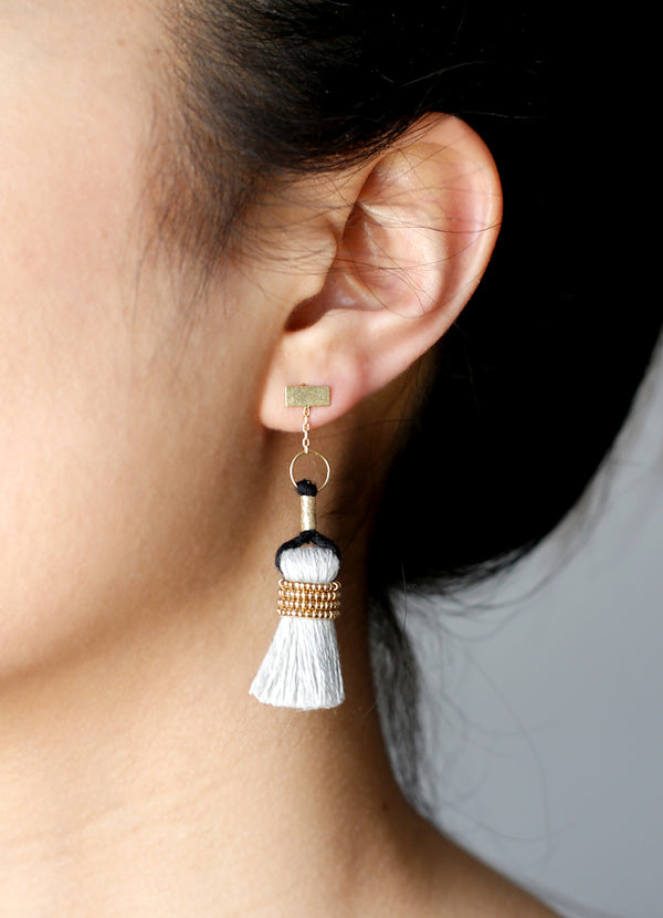 Lido Earrings - Ragged Row