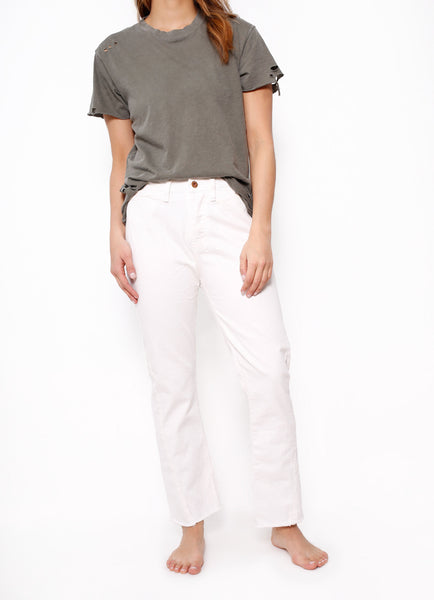 Aero Cropped Bell Pant