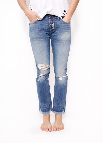 Cyrus Cropped Jean