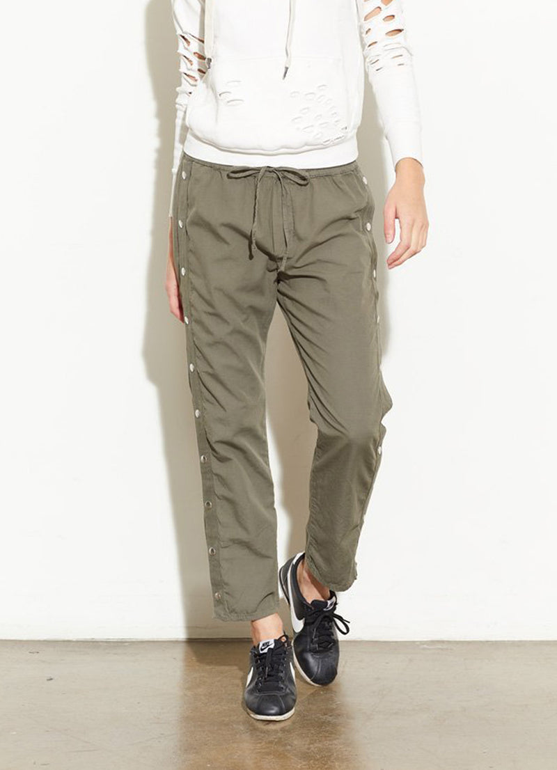 Julian Snap Side Warm Up Pant