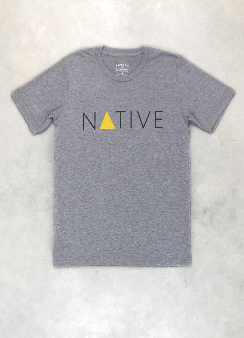 Native Tee - Ragged Row