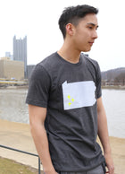 PA Steel Neon Tee - Ragged Row