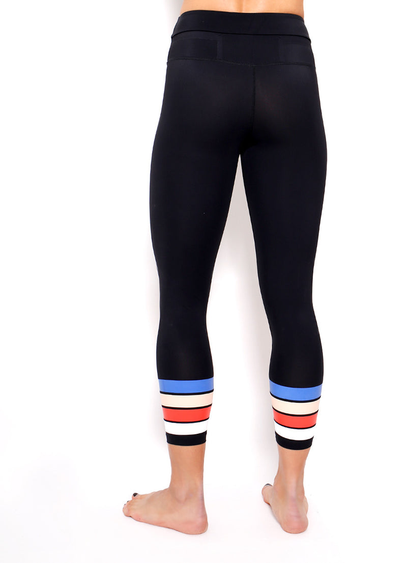 Play On 7/8 Legging - Ragged Row
