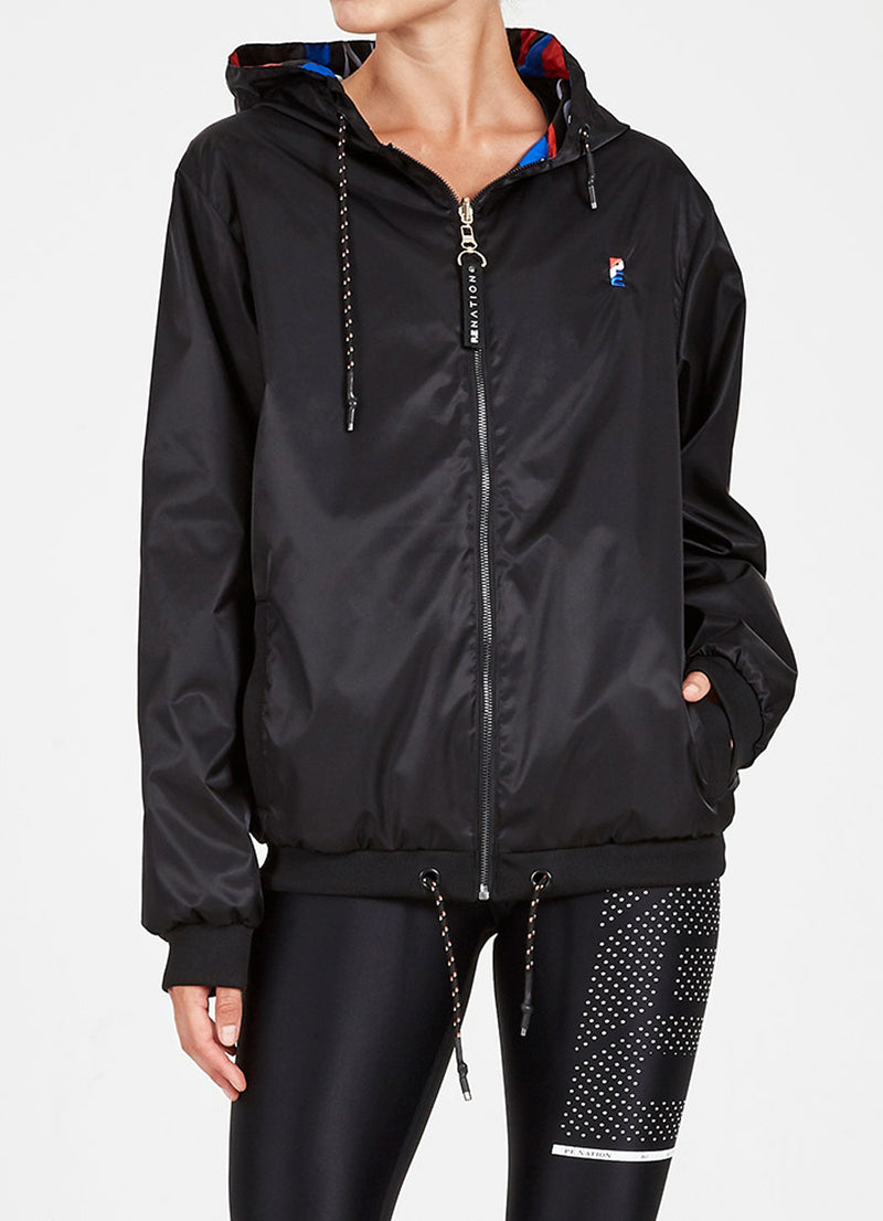 Air Picket Reversible Jacket - Ragged Row