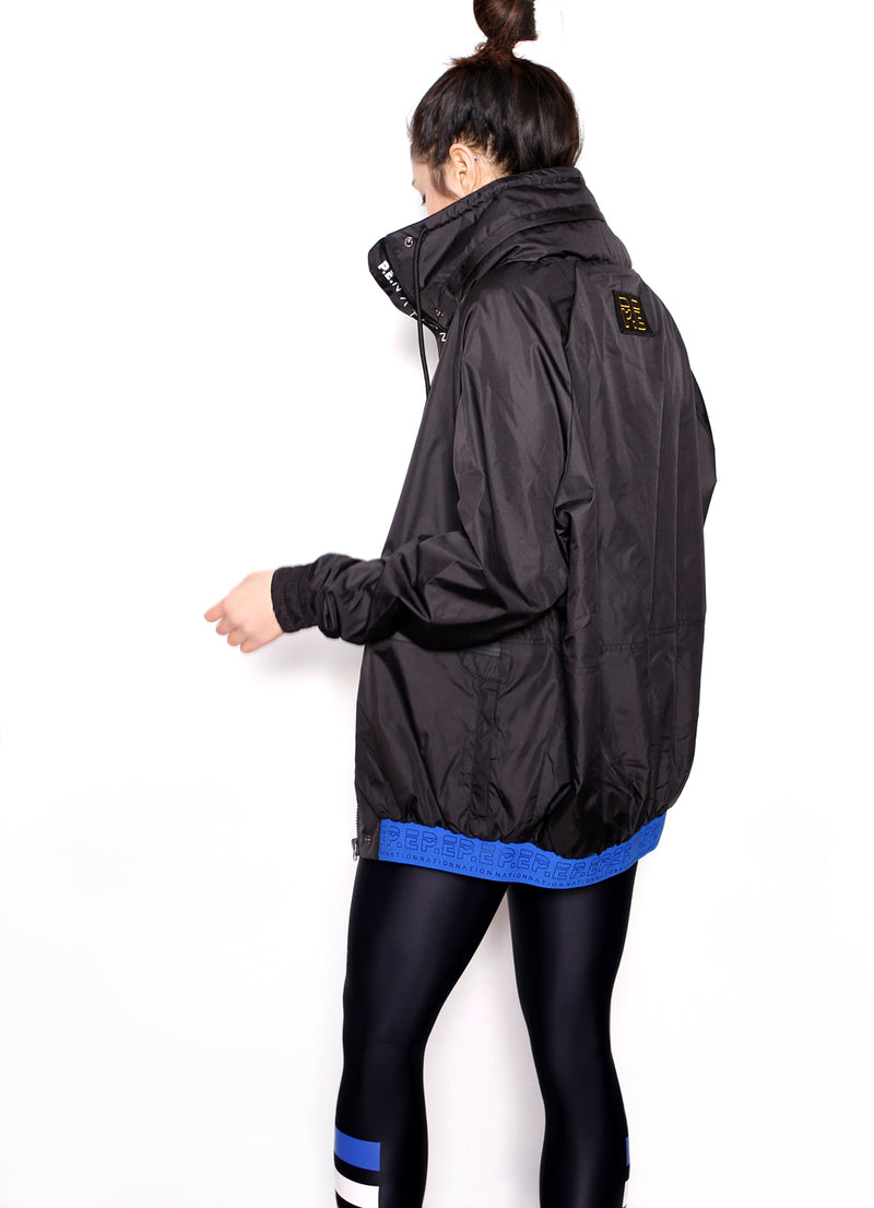 Back Up Jacket - Ragged Row