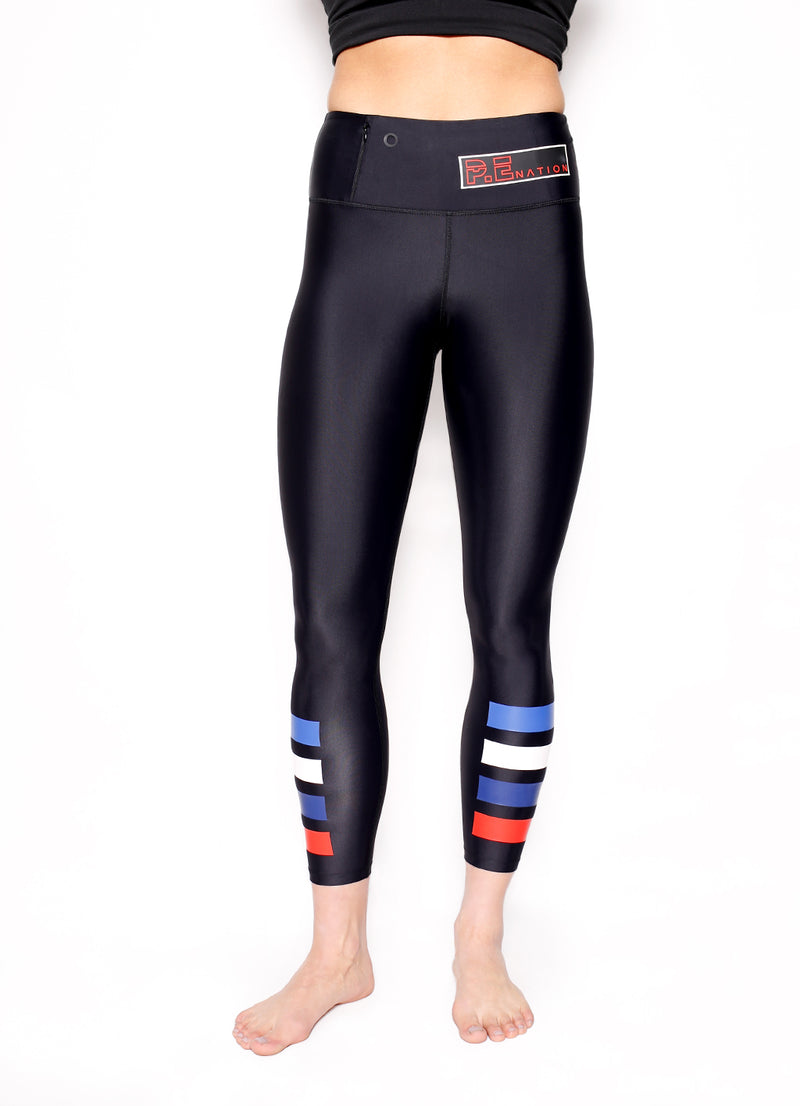 The Resilient Legging - Ragged Row
