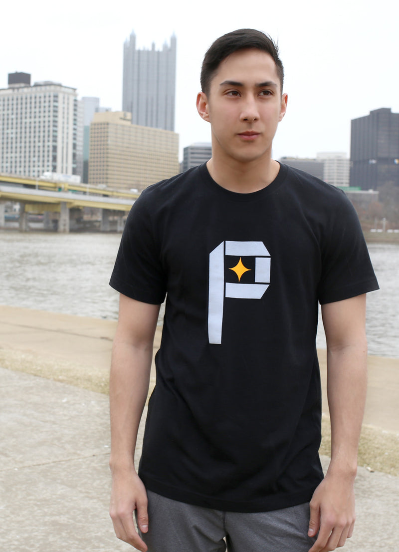 Heritage PGH Tee - Ragged Row