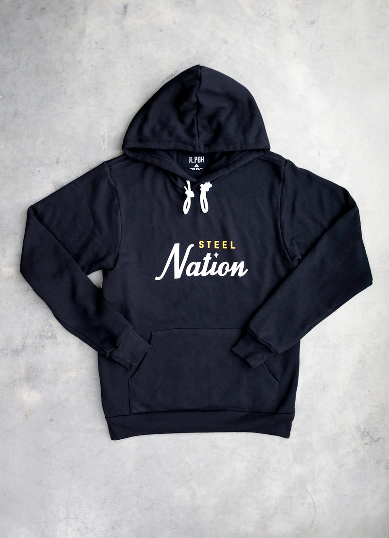 Steel Nation Sweatshirt - Ragged Row