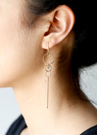 Cavell Earring - Ragged Row
