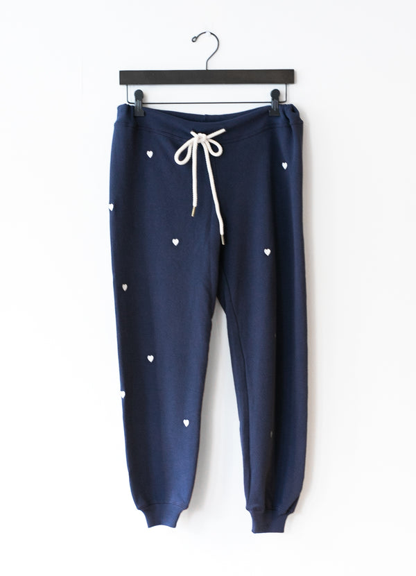 The Cropped Sweatpant