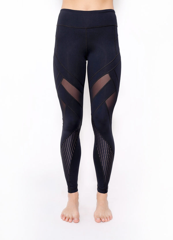 Allegiance Legging - Ragged Row