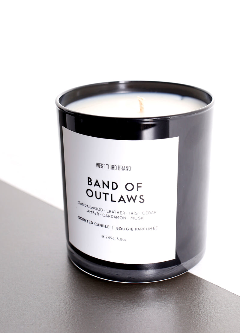 Scented Candle - Ragged Row