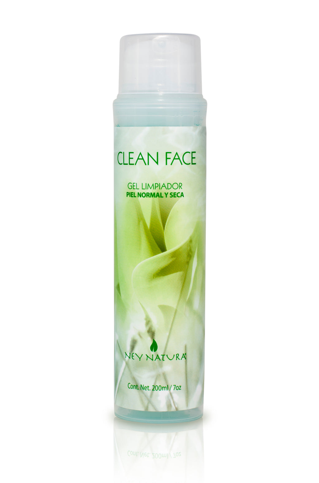 Clean Face normal y seca
