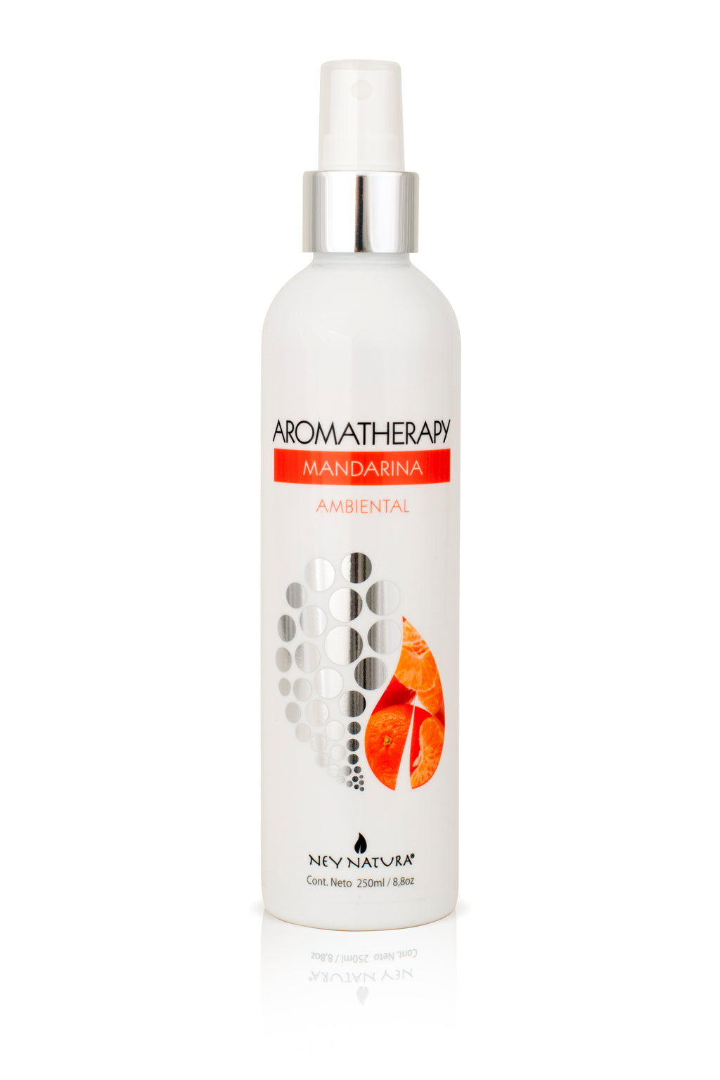 Mandarina Spray Ambiental 250 ml.