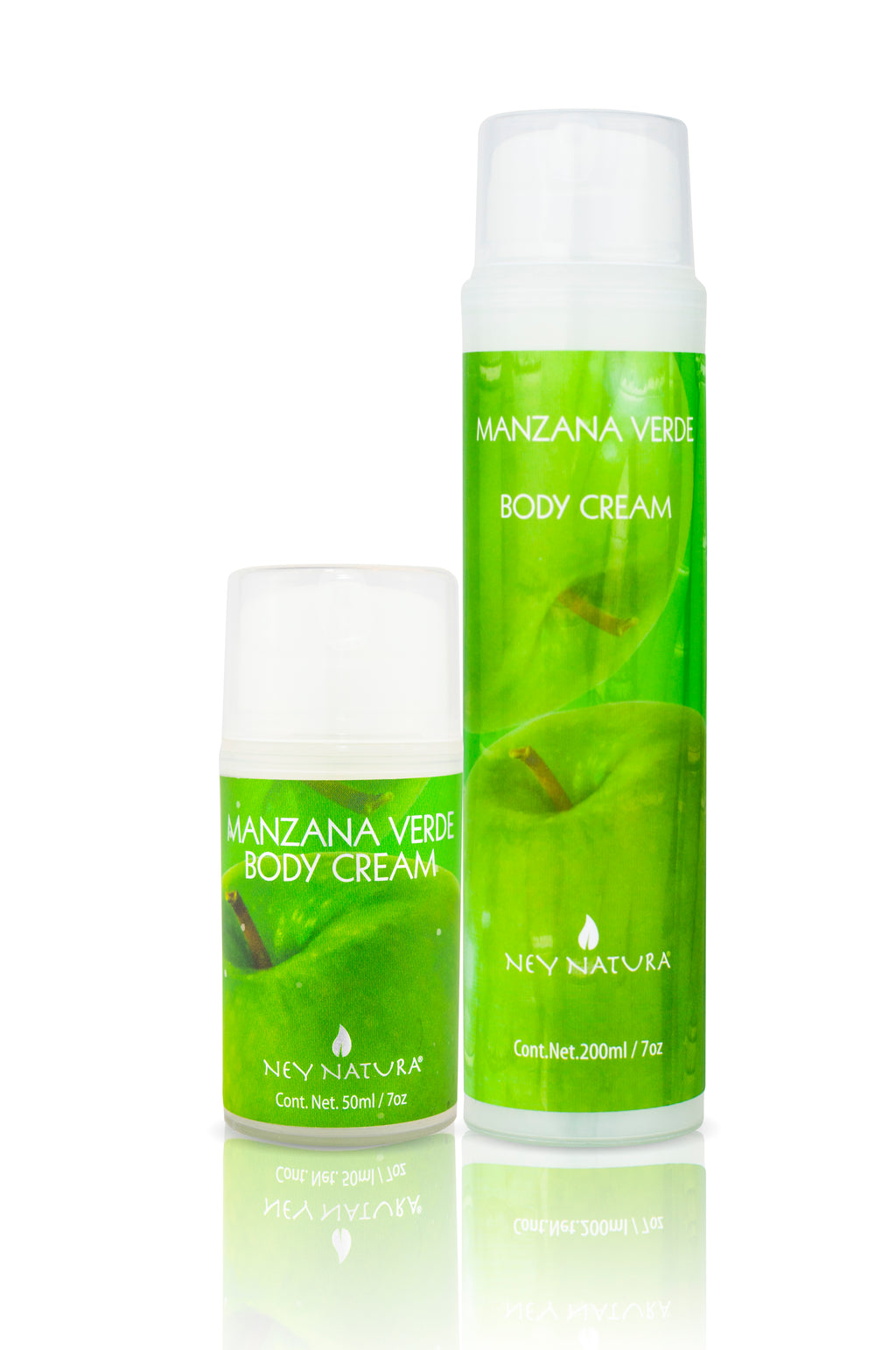 Manzana Verde Body Cream