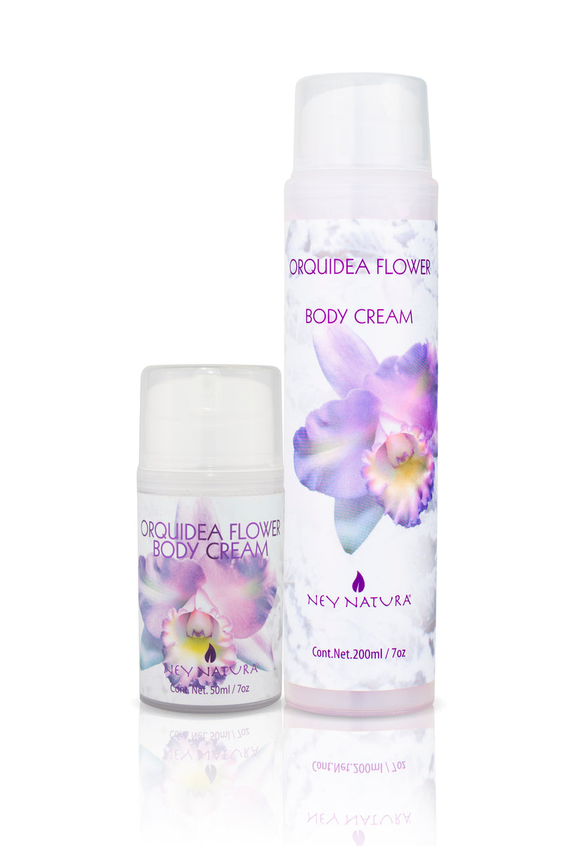 Orquidea Flower Body Cream
