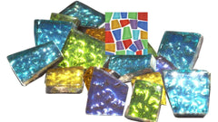 Mosaic Irregular Cut tiles- Single colours