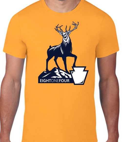 EightOneFour Buck and Keystone shirt