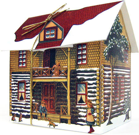 Log Cabin of Winterglade