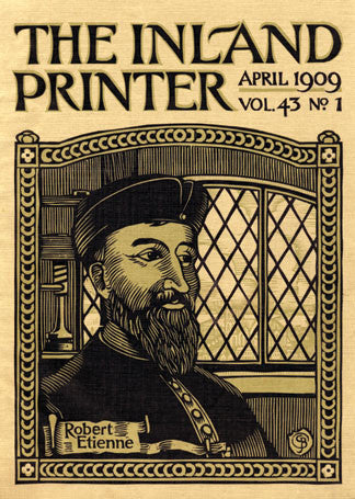 Inland Printer April 1909