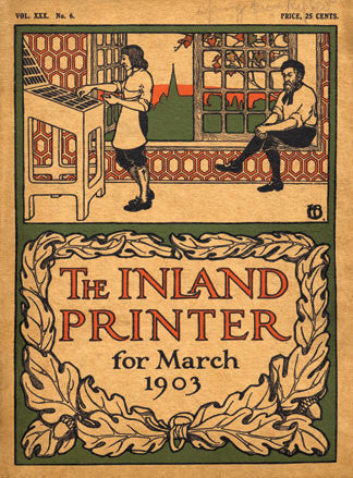 Inland Printer March 1903
