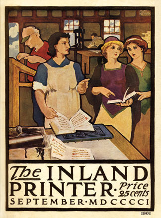 Inland Printer September 1901