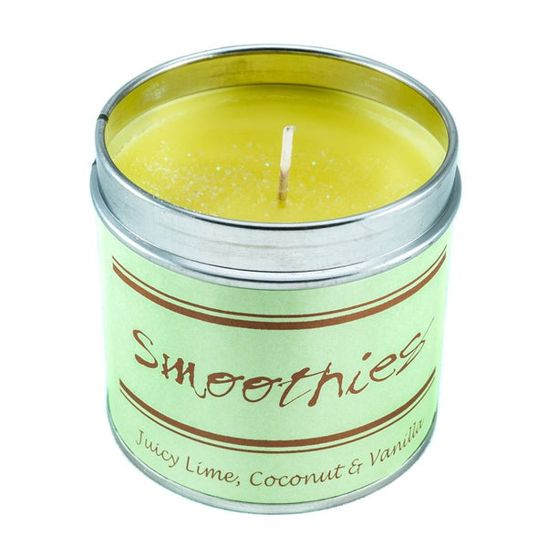 Juicy Lime Coconut Vanilla Smoothie Sweet Scents Uk