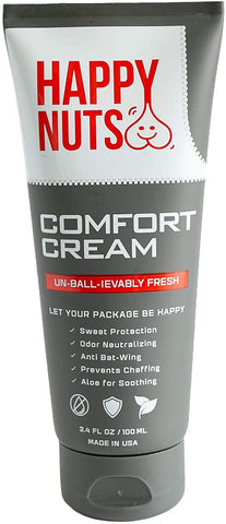 Happy Nuts Sweat Defense and Odor Control Cream