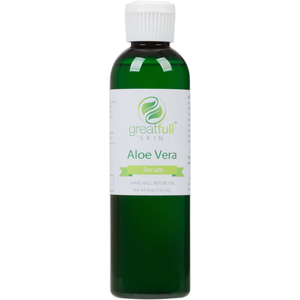 Aloe Vera Serum Gel by GreatFull Skin
